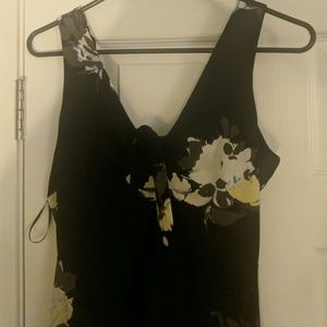 Candie's Dresses - Black maxi dress